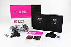 The 4G LTE Signal Booster is a unique solution that brings T-Mobile's 4G LTE coverage to your home. It uses two separate units to take T-Mobiles signal from outside and boost it into your home.