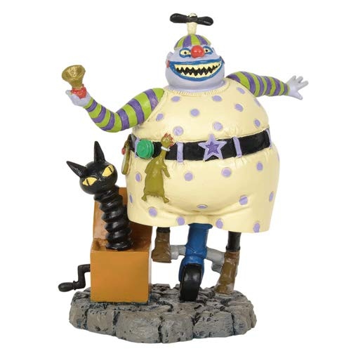 Enesco Nightmare Before Christmas VLG Clown with The Tear Away Face Figurine #6003315 -