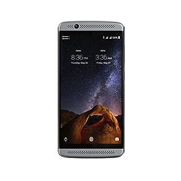 ZTE Axon 7 Mini Factory Unlocked Phone (Platinum Grey)