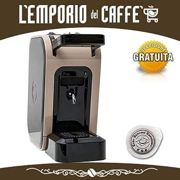 Spinel Ciao - Cafetera de monodosis ESE de 44 mm, filtro de papel ...