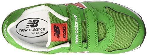 Kinder Verde Unisex Green New Red NBKV500GDG Balance Gymnastik Z5qy4S1w