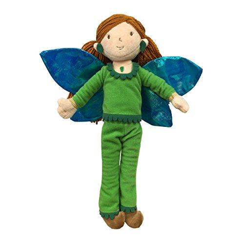Doll Fairy Plush (Rainbow Magic Fern 12