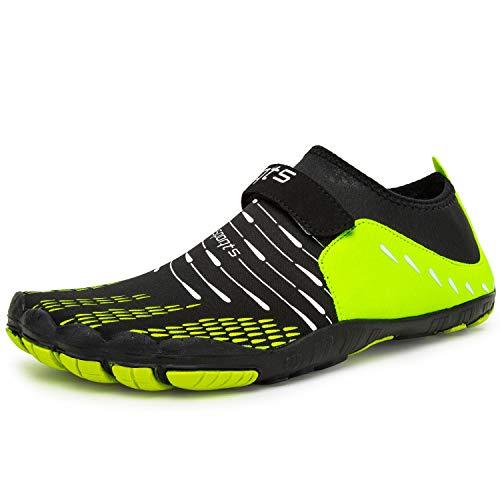 wholesale dealer c0d22 57c23 Cyclisme Aquatiques Multisport Chaussures Pour Sport Rochers Vert Plage De  Et Rapide Homme mst D eau ...