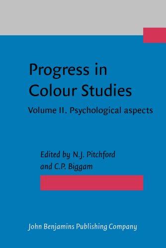 Progress in Colour Studies:Volume II. Psychological Aspects