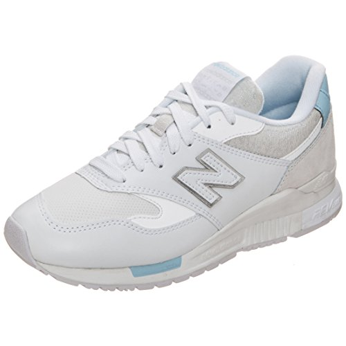 blu NBWL840WS New Donna Sneakers bianco Balance BwxAAFqXn8
