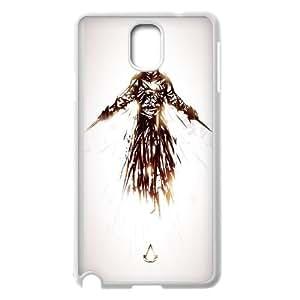 Assassin'S Creed Syndicate funda Samsung Galaxy Note 3 Cubierta blanca del teléfono celular de la cubierta del caso funda EBDOBCKCO15699