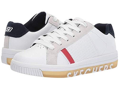 Skechers Street Sweet 2.0 Stand On It Womens Sneakers White 8