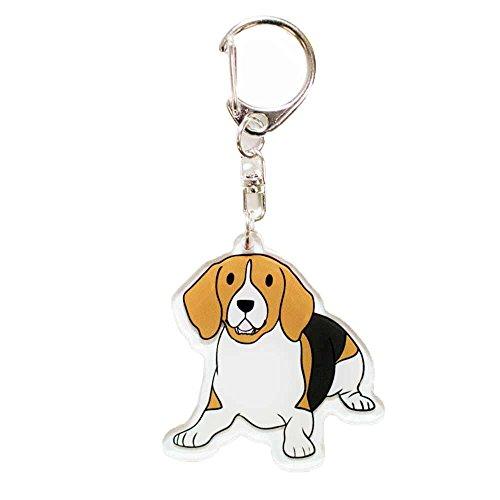 Beagle Keychain - Beagle, Beagle Lover 2