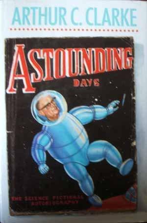 book cover of Astounding Days