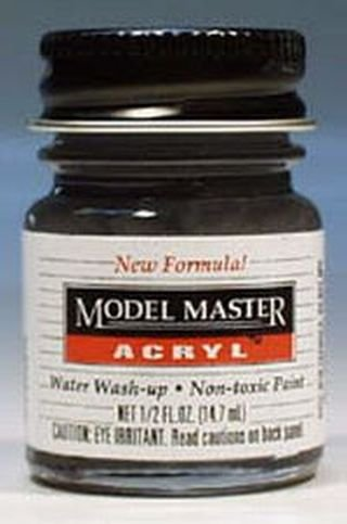 Testors Model Master Acrylic US Navy Blue Gray M -485 (Best Navy Paint Colors)