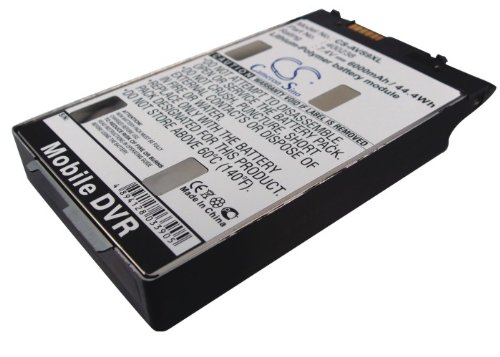 VINTRONS Rechargeable Battery 6000mAh For Archos 400238, 9