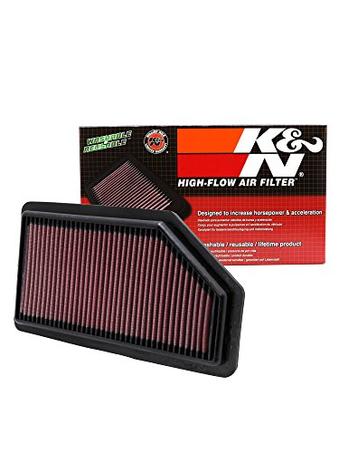 K&N 33-2461 High Performance Replacement Air Filter