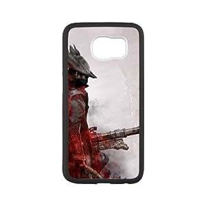 bloodborne 3 Samsung Galaxy S6 Cell Phone Case Black 53Go-028437