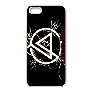 JenneySt Phone CaseRock Music Band Linkin Park For Apple Iphone 5 5S Cases -CASE-4