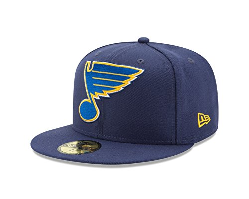 NHL St. Louis Blues Logo Grand Fitted 59 - Blue 59fifty Fitted Hat Shopping Results