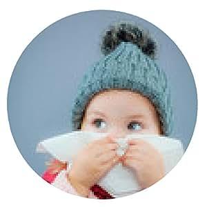 alfombrilla de ratón niño enfermo - ronda - 20cm