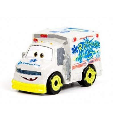 Amazon.com: Disney Pixar Cars FMV81 Mini carreras de metal ...