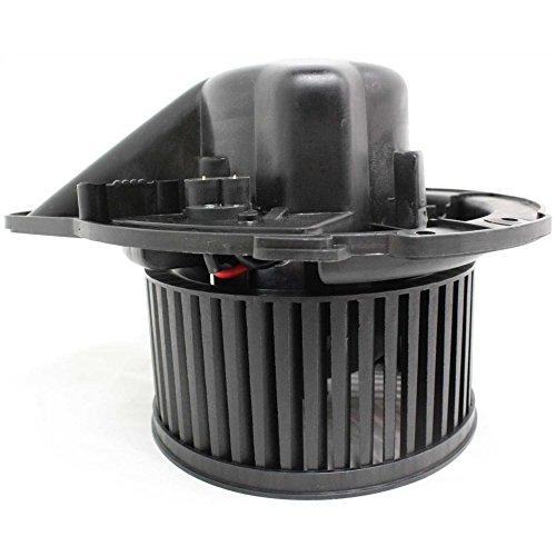 Blower Motor compatible with Volkswagen Jetta 85-92 PASSAT 90-97 Motor w/blower wheel
