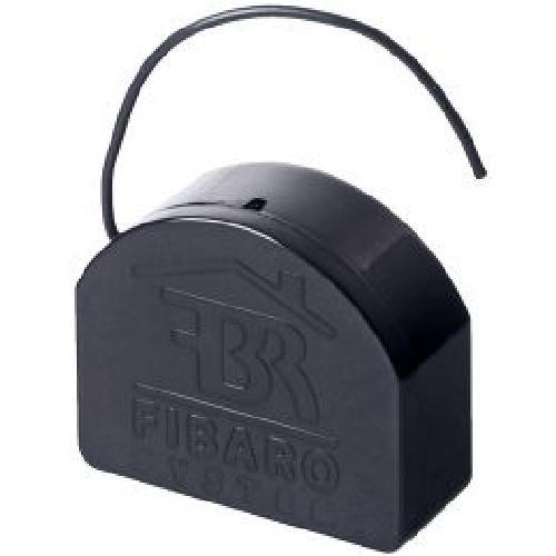 Fibaro Relais Unterputzeinsatz 1 Schalter 3 kW für Lichtschalter, Z-Wave
