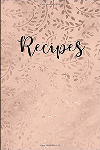 recipes blank cookbook create your own cookbook kitchen gifts