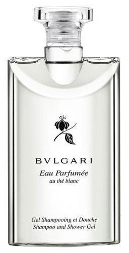 Bvlgari au the blanc (white tea) Shampoo and Shower Gel 2.5oz Set of 6 Bvlgari Au The Blanc