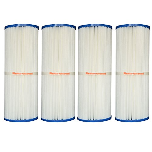 Replacement Filter Cartridge for Dynamic Series I, Dynamic Series II, Dynamic Series IV & Waterway 25 In-Line - 4 (Cartridge Filter Series)