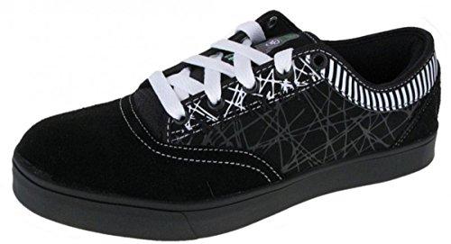 Osiris Skateboard Schuhe Duffel Corpse Kids Black/White/Mint