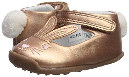 Carter's Every Step Girls' Stage 3 Walk, Esti-WG Ballet Flat, Pink, 5.5 M US (12-18 Months) - Image 6