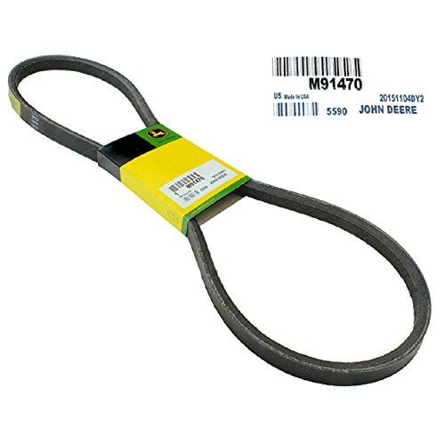 John Deere Original Equipment V-Belt #M91470