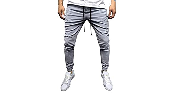 Beladla Pantalones Chandal Hombre Hombres Pants De CháNdal ...