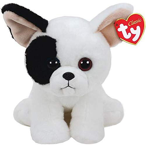 Baseball Uniform Costume - Ty Beanie Babies 6 Quot 16cm Marcel French Bulldog Plush Regular Stuffed Animal Collectible Puppy - Kids Poppy Girls Dolls Carrier Clothes Easter Babies House Bean