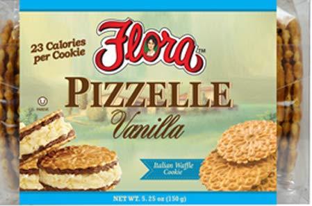 Pizzelles Cookies