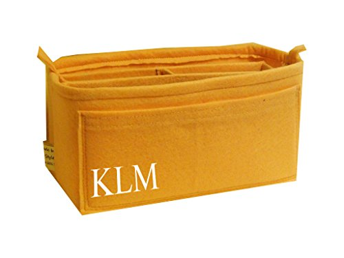 - Personalized Felt purse organizer Insert 12