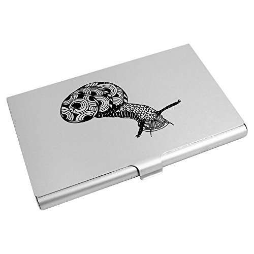 Snail' Wallet Card Card Business Credit Holder Azeeda CH00007359 'Jazzy RTxwq5WA