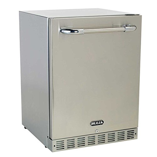 Bull 24-inch 5.6 Cu. Ft. Premium Outdoor Rated Compact Refrigerator Series Ii...