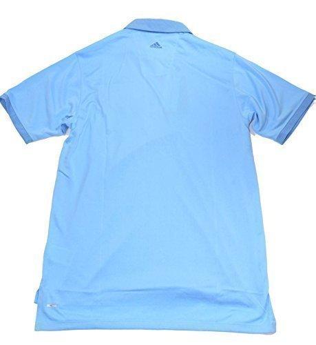 Adidas MCC polo de Golf T-Shirt ClimaCool Cool MAX Golf camiseta azul claro: Amazon.es: Ropa y accesorios