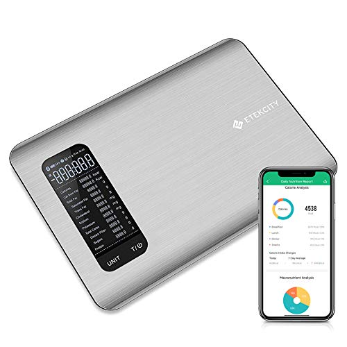 Take 14% off a smart food nutrition scale