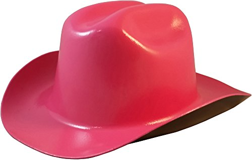 Western Cowboy Hard Hat with Ratchet Suspension -