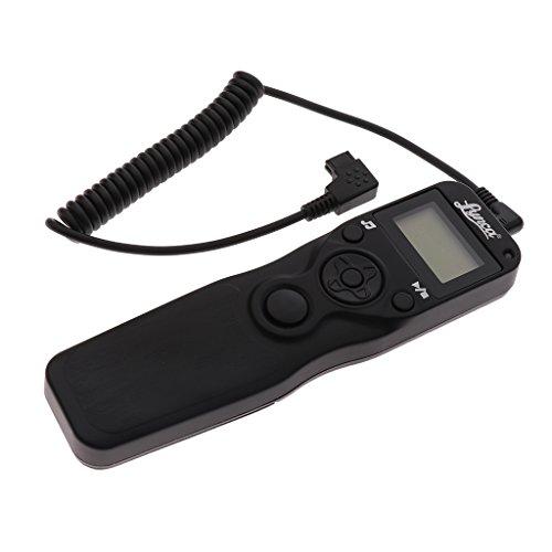 D DOLITY Temporizador Digital con Cable Obturador Remoto Disparador de Cable de Lieración (Reemplaza RM-S1AM) para Sony...