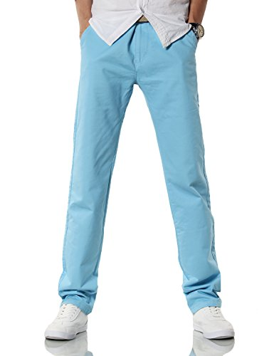 Demon&Hunter 900X Classic-Fit Series Men's Chinos Trousers DH9008(30)