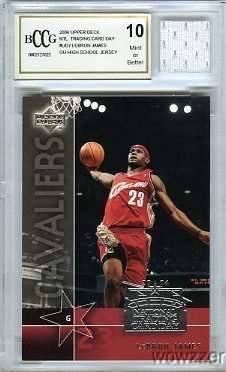 2003-04-upper-deck-ntcd-7-lebron-james-rookie-with-piece-of-authentic-lebron-james-game-used-high-sc