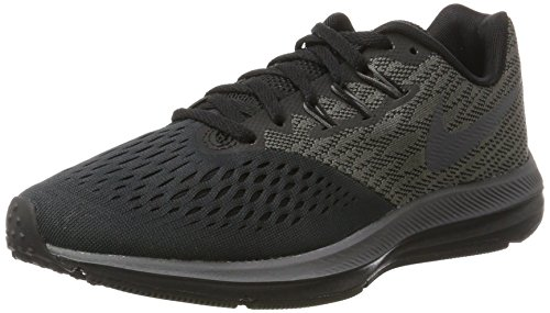 Marron Running Homme Noir Grisfoncé 4 de Winflo Zoom Anthracite Chaussures NIKE xZqw0PaW