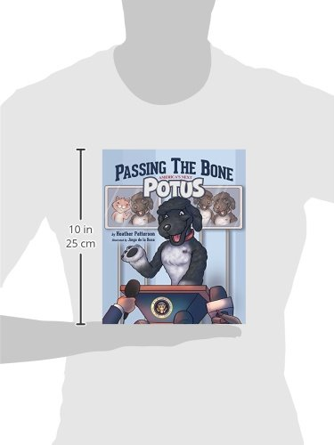 Passing the Bone: America's Next POTUS: Heather Patterson ...