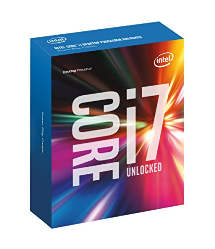 Intel Core i7 6700K 4.00 GHz Unlocked Quad Core Skylake Desktop Processor, Socket LGA 1151 [BX80662I76700K] (Best Quad Core Processor)