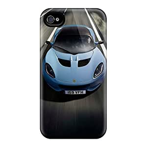 Anti-Scratch Hard Cell-phone Case For Iphone 6 With Customized Realistic Lotus Elise Series DrawsBriscoe