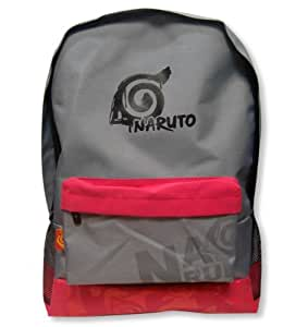 City Block Naruto Sandstorm Gaara Canvas Backpack