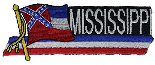(Mississippi State Flag and Colors 4.5