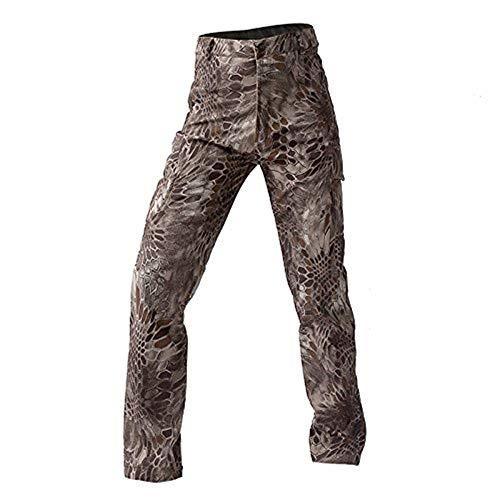 Caldi Velluto Eastery Da Semplice Cotone In Militari Invernali Lavoro Stile Pantaloni Uomo Trasporto Trekking BroCdxe