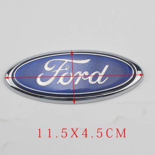 D28JD Logo Emblema para la Parrilla cap/ó//radiador//Maletero Trasero Tapa de la Puerta Posterior del Tronco ABS Cartas Personalizado para el F-ORD