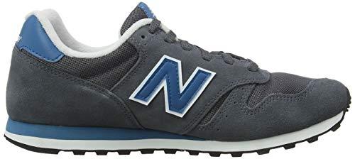lead Sneaker Uomo Balance 373 New Lead Grigio XqBFFw